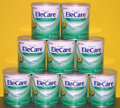 9 - 14.1oz cans EleCare Infant with DHA/ARA $279.50