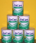 1 case 14.1oz EleCare INFANT with DHA/ARA 6 cans $189.50